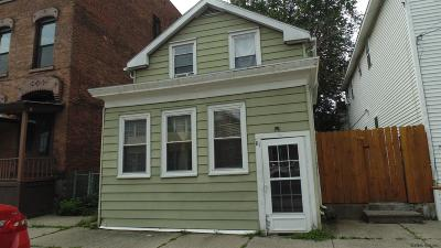 Cohoes Single Family Home New: 81 Congress St