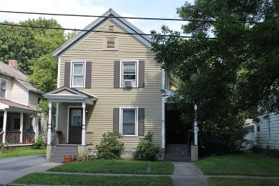 Glens Falls NY Multi Family Home For Sale: $169,900