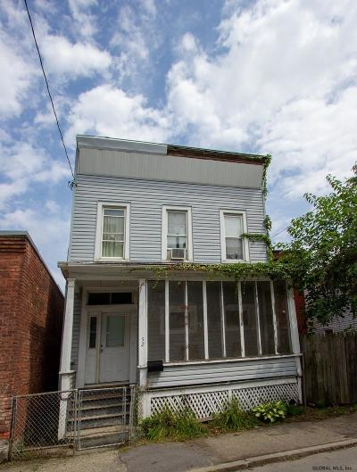 Cohoes Single Family Home New: 52 Sargent St