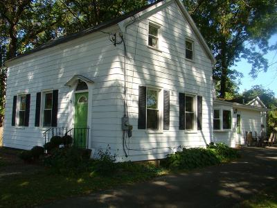 Voorheesville Single Family Home New: 39 Altamont Rd