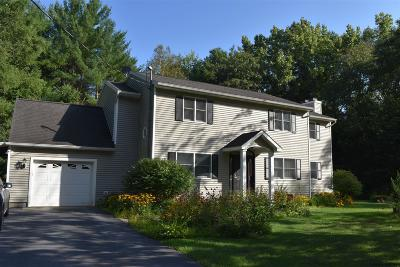 Wilton Single Family Home New: 424 Daniels Rd