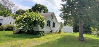 Fort Edward Single Family Home Active-Under Contract: 64 Gates Av
