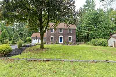 Saratoga County Single Family Home New: 12 Penny Royal Rd