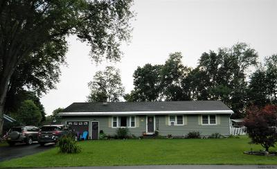 Albany County, Saratoga County, Schenectady County, Warren County, Washington County Single Family Home 48hr Contingency: 13 Queen Anne Dr