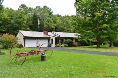 Schoharie County Single Family Home For Sale: 211 Shew Hollow Rd