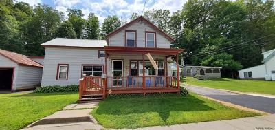 Saratoga County Single Family Home New: 27 Hamilton Av
