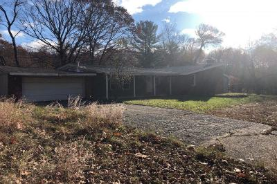 Rensselaer County Single Family Home New: 52 Loweree Rd
