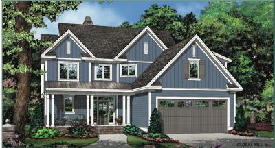 Mechanicville, Stillwater Single Family Home New: 460 Lake Rd