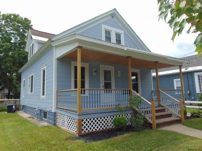 Glens Falls Single Family Home New: 127 Hunter St