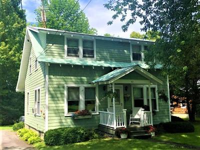 Essex County Single Family Home Active-Under Contract: 43 Fowler Av