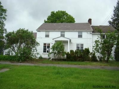 Queensbury, Fort Ann Single Family Home New: 505 Ridge Rd