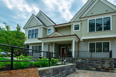 Saratoga County Single Family Home For Sale: 64 North La #3A
