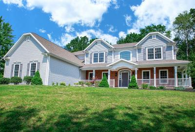 Saratoga County Single Family Home Price Change: 54 Walden Circle