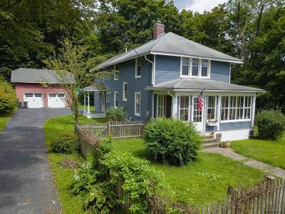 Fulton County, Hamilton County, Montgomery County, Saratoga County, Warren County Single Family Home New: 8 Lakehill Rd