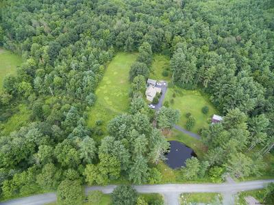 Rensselaer County Single Family Home For Sale: 78 China Hill Rd