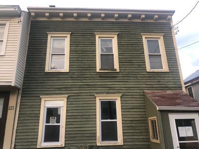 Albany Single Family Home New: 119 Third Av