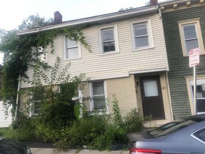 Albany Single Family Home New: 121 Third Av