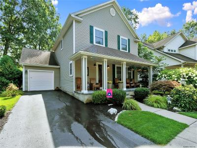 Saratoga Springs Single Family Home New: 48 Horseshoe Dr