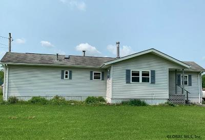 Schoharie County Single Family Home New: 2456 State Highway 165