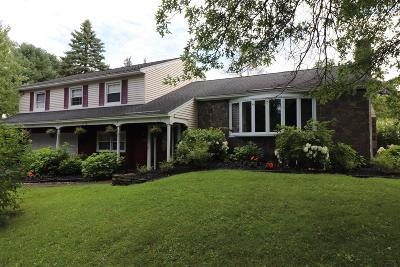 Niskayuna Single Family Home For Sale: 1282 Hawthorn Rd