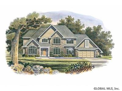 Saratoga County, Warren County Single Family Home New: Meadowbrook Ct