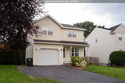Clifton Park Single Family Home New: 27a Mapleridge Av