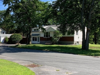 Schenectady County Single Family Home New: 801 Lilac St