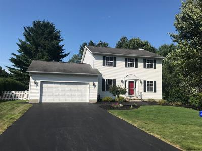 Schenectady County Single Family Home New: 139 Country Walk Rd