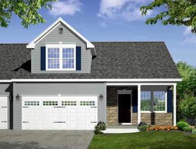 Saratoga County, Warren County Single Family Home New: 69 Cypress St