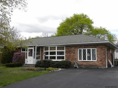 Guilderland Single Family Home For Sale: 7 Ruth Ter