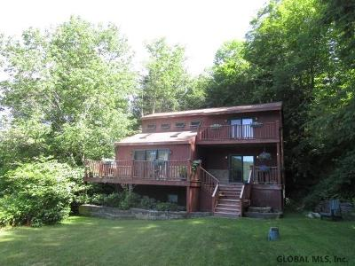 Schoharie County Single Family Home New: 350 Bear Gulch Rd