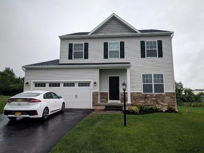 Cohoes Single Family Home For Sale: 18 Nantucket St
