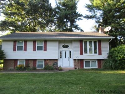 Clifton Park Single Family Home For Sale: 15 Teakwood Dr