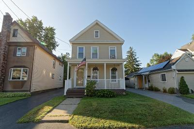 Scotia Single Family Home For Sale: 213 First St