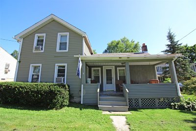 Rensselaer County Single Family Home For Sale: 19 Munsell St