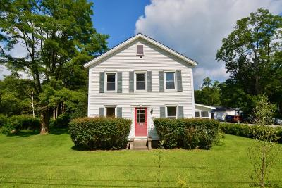 Greenfield, Corinth, Corinth Tov Single Family Home For Sale: 437 Middle Grove Rd