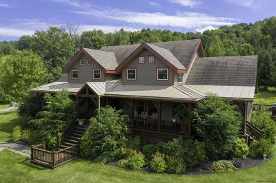 Washington County Single Family Home For Sale: 1324 Vly Summit Rd