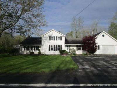 Guilderland Single Family Home For Sale: 5649 Depot Rd