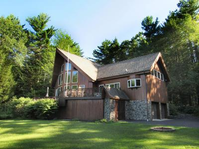 Lake George NY Single Family Home For Sale: $679,900