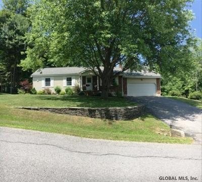 Johnstown Single Family Home For Sale: 106 Wesskum Woods Rd