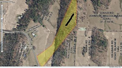 Washington County Residential Lots & Land For Sale: 190 +- Abair Rd