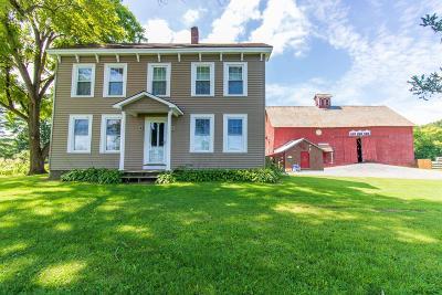 Moreau Single Family Home For Sale: 201 Gansevoort Rd