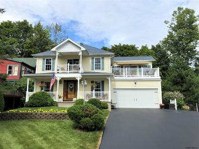 Lake George Village NY Single Family Home For Sale: $599,000