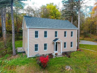 Saratoga Springs Single Family Home For Sale: 301 Old Ballston Av