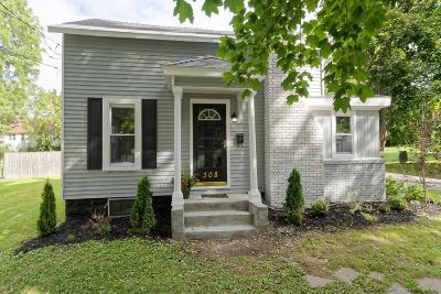 Scotia Single Family Home Active-Under Contract: 308 James St