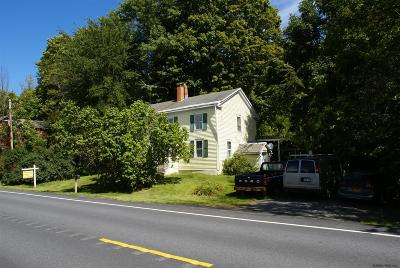 Washington County Single Family Home For Sale: 7126 State Route 22