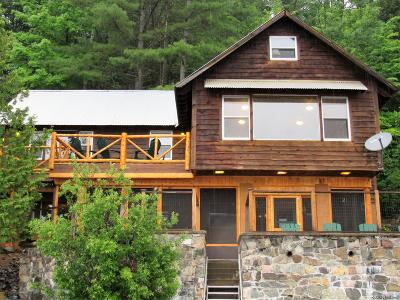 Schroon Single Family Home For Sale: 316 Shore Rd