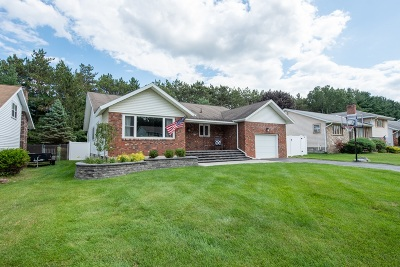 Albany County, Columbia County, Greene County, Fulton County, Montgomery County, Rensselaer County, Saratoga County, Schenectady County, Schoharie County, Warren County, Washington County Single Family Home Back On Market: 1023 St Lucille Dr