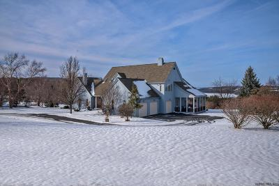 Rensselaer County Single Family Home For Sale: 45 Meadows Dr