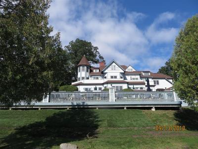 Lake George Single Family Home For Sale: 3014 Lake Shore Dr #19A